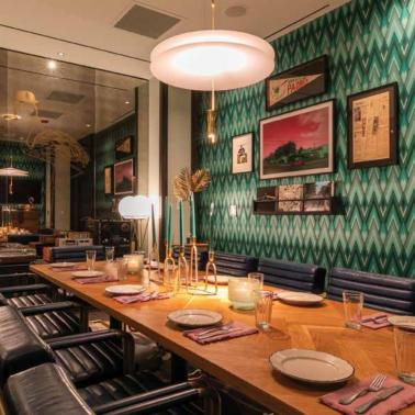 Joe's Private Dining Room at ©Maddon's Post