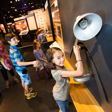Pixar's Secrets Revealed at the Museum of Science & Industry