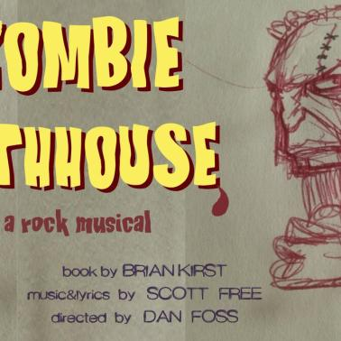 "The Zombies are Coming! New Rock Musical from ""Big Gay Horror Fan"" Brian Kirst"