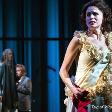 Chicago Shakespeare Theater presents Tug of War: Civil Strife