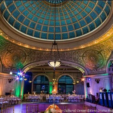 HMR Designs - Chicago Cultural Center