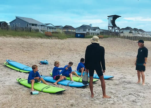 Sweetwater Surf Camp