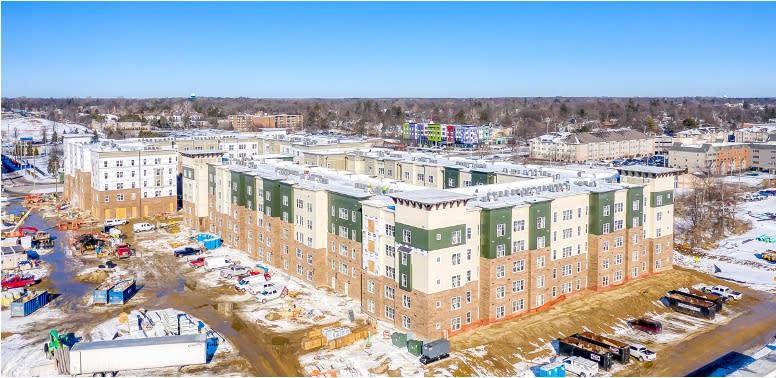 Red Cedar Development 2021