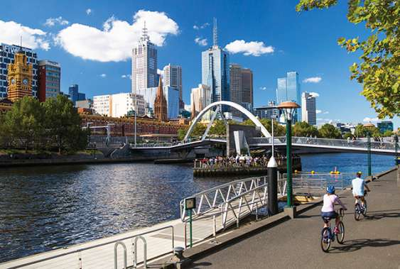 Melbourne Top Ranked in Asia-Pacific for Sustainability