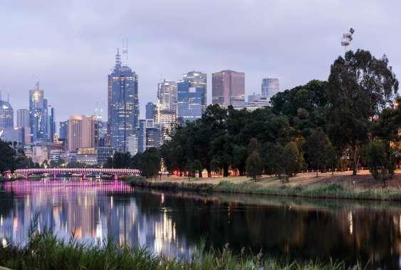 Melbourne Yarra River
