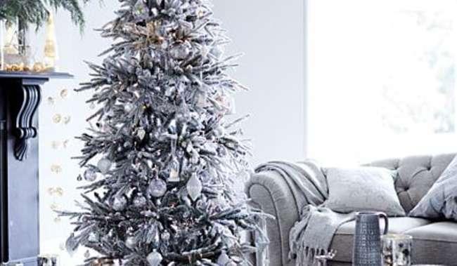 home christmas tree
