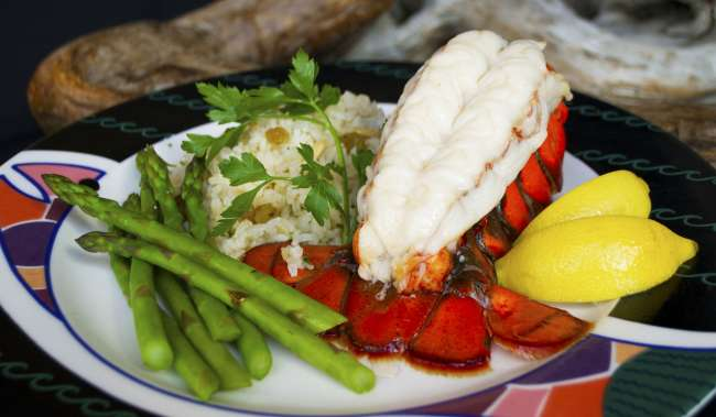 Anthony's HomePort Restaurant Des Moines Washington Lobster