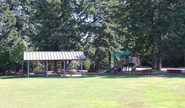 Tukwila Park Picnic area