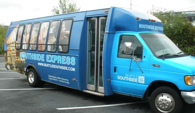 Seattle Southside Shuttle Express