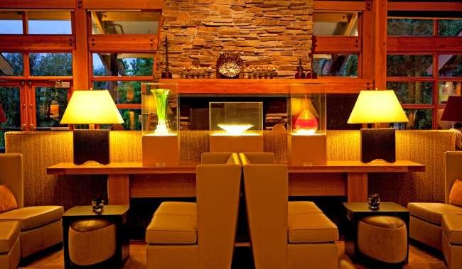 Copperleaf Lobby