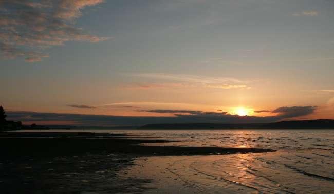 Dash Point Sunset