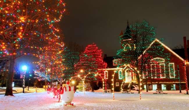 christmas in Leavenworth