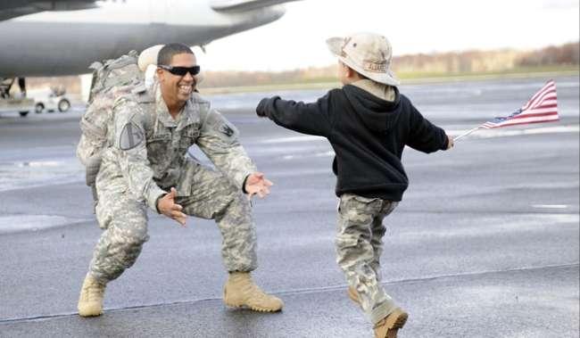 Army reunion