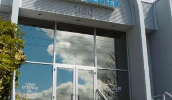 Seattle Southside Visitor Center Entrance