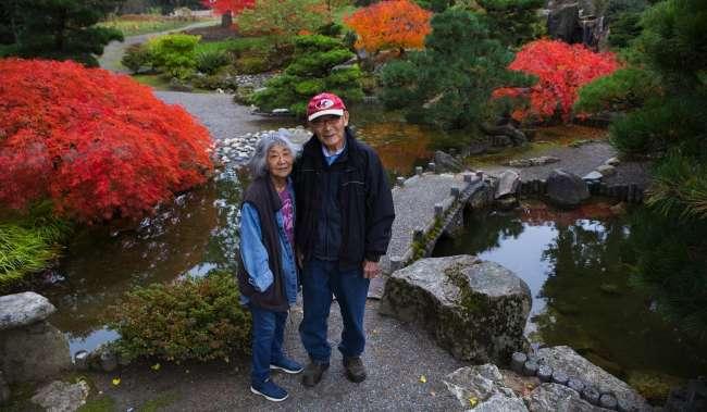 Seike Japanese Garden Seattle