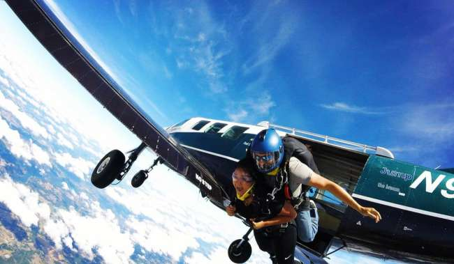 Pacific Northwest Skydiving