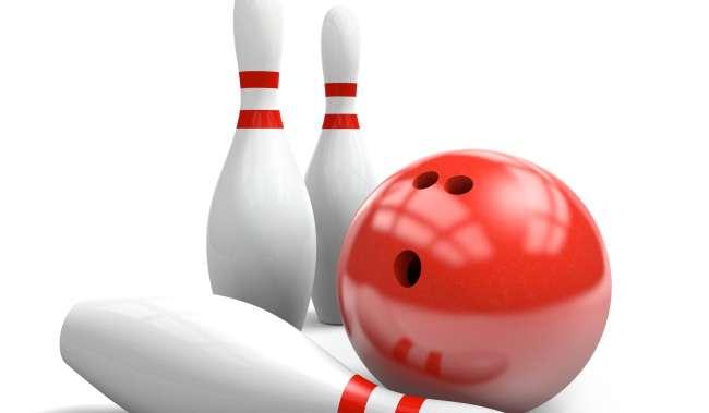 Pins and Bowling Ball :Bowlero in Tukwila