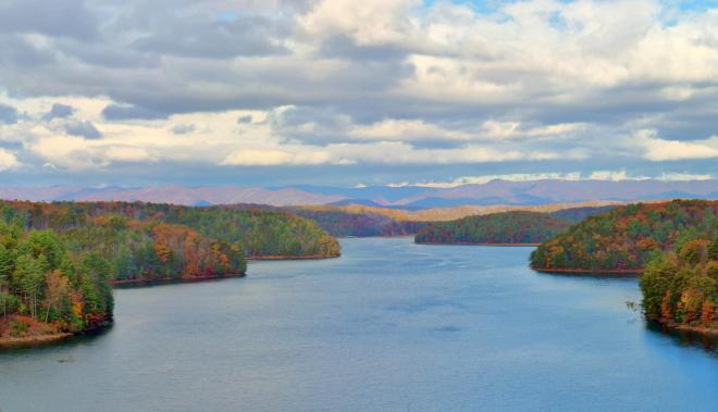 Philpott Lake - Virginia