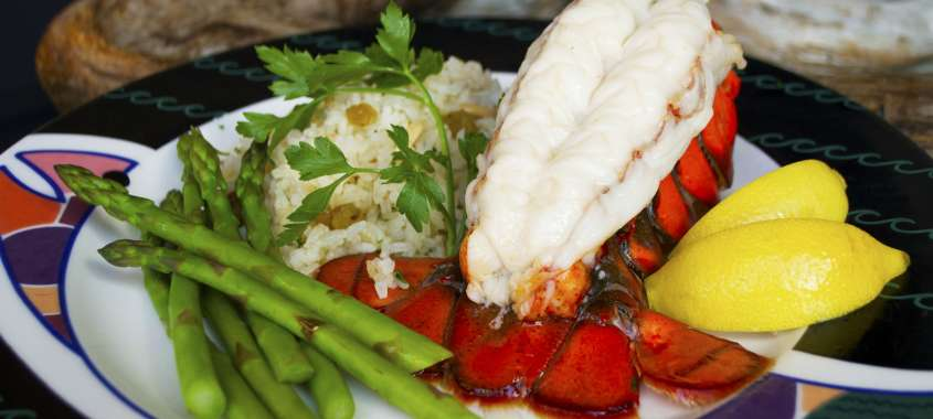 Anthony's HomePort Restaurant Des Moines Washington Lobster