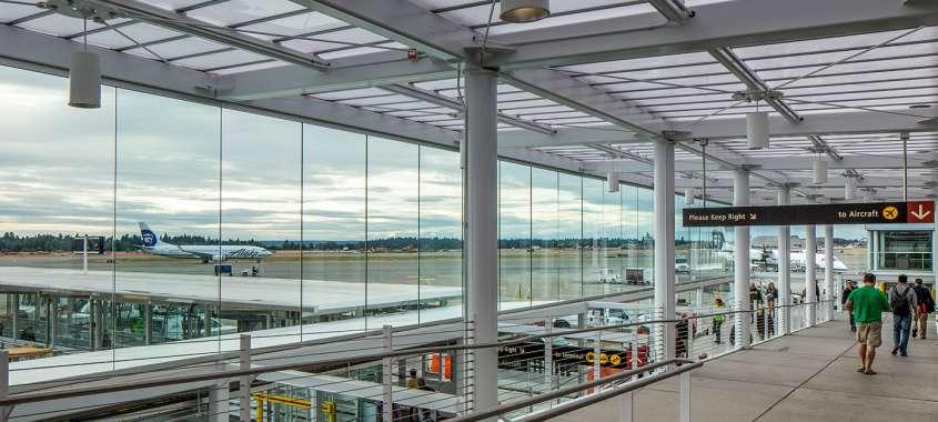 Seatac Airport Terminal