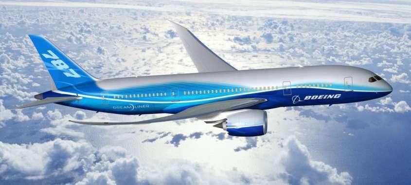 Boeing Future of Flight 787 Rendering