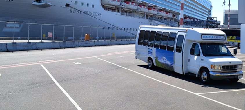 Seattle Express - Cruise Ship