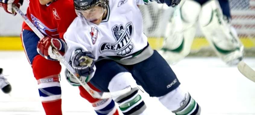 Seattle Thunderbirds Hockey