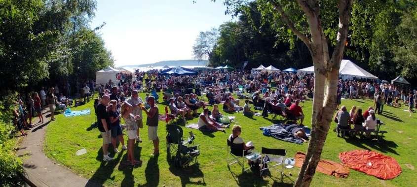 Blues & Brews Festival at Des Moines Beach Park