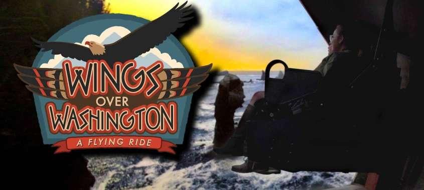 Wings Over Washington Signage
