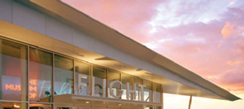 Museum of Flight in Tukwila