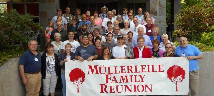 Family Reunion German