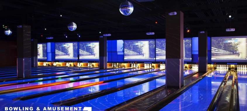 Round 1 Bowling Alley