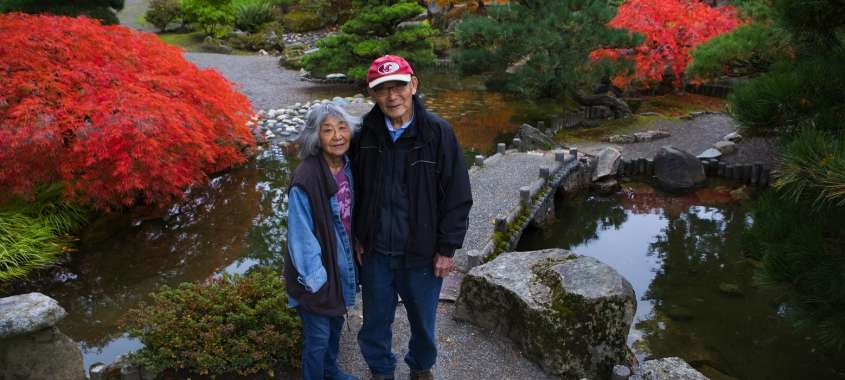 Seike Japanese Garden Seattle