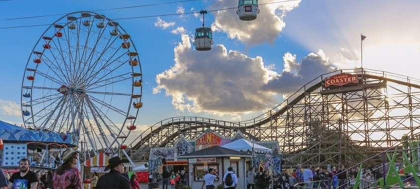 Washington State Fair Ferris Wheel