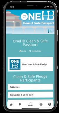 OneHB Passport Huntington Beach