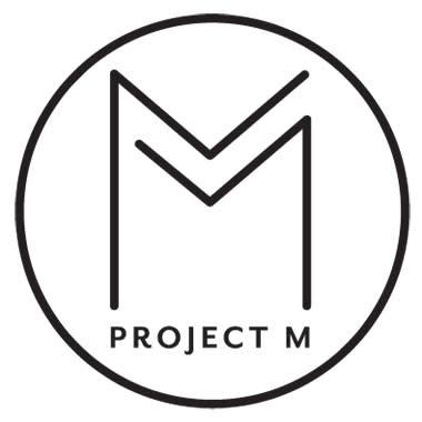 1Project M Logo