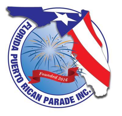 Florida Puerto Rican Parade logo