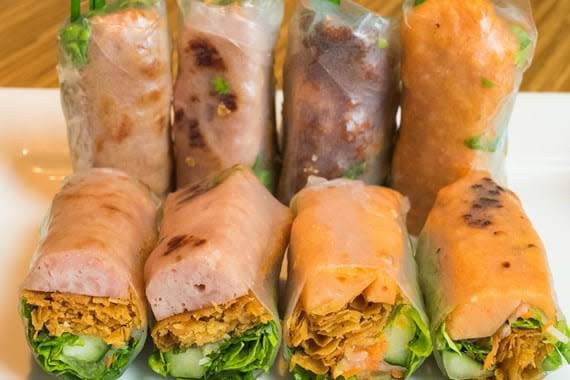 Spring Rolls from Brodard Chateau