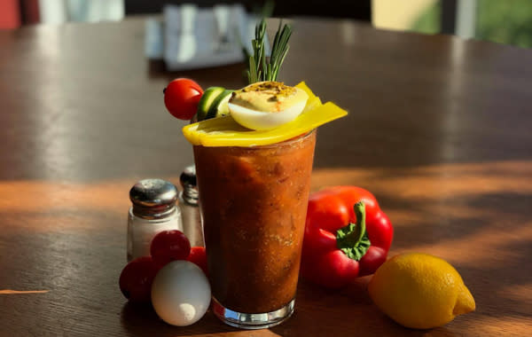 Cafe 1500 Bloody Mary
