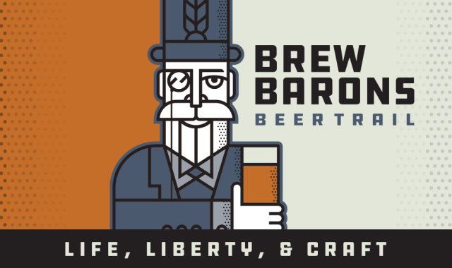 Brew Barons Beer Trail Logo