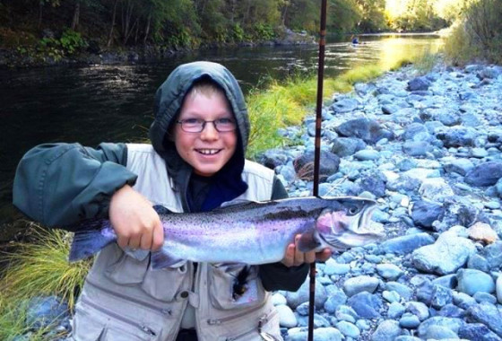 Steelhead Days