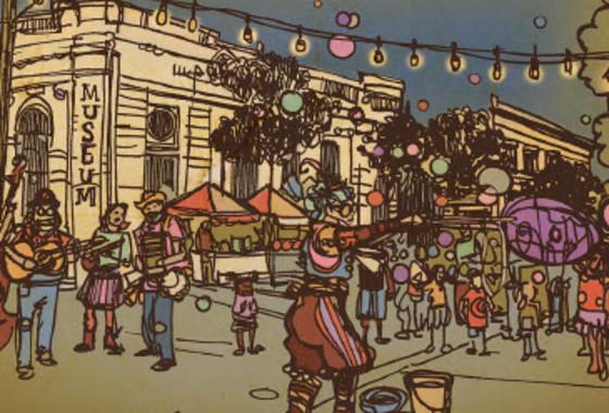 Eureka Friday Night Market