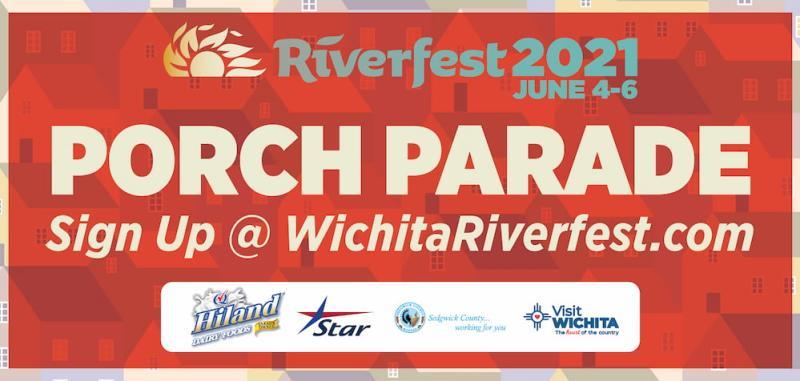 Wichita Riverfest Porch Parade