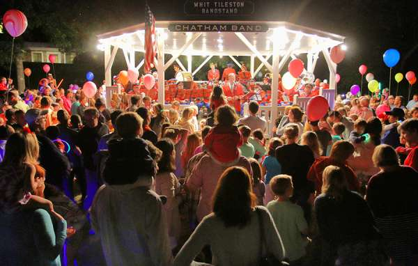 Fourth Of July Festivities On Cape Cod