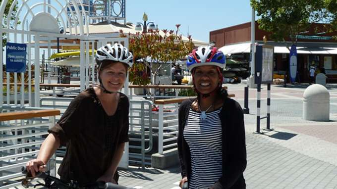 East Bay Winery Bike Tours