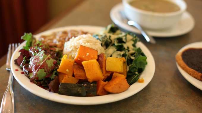 Top 5 Vegan Restaurants In Oakland Ca Plant Based Foods