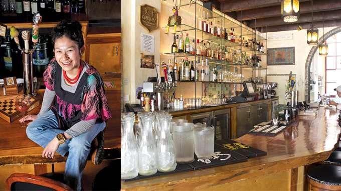 Kanitha Matoury of Spice Monkey Restaurant & Bar