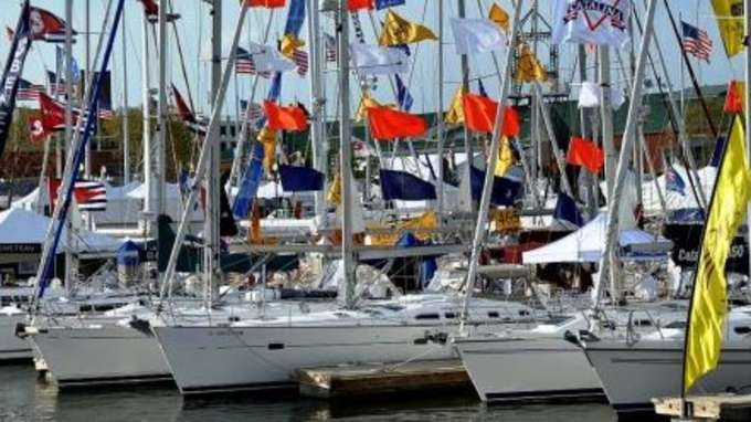 Strickly Sail Pacific Boat Show