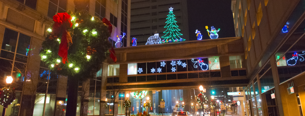 Holidays in Downtown Fort Wayne