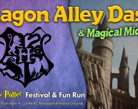 Diagon Alley Dash & Magical Midway